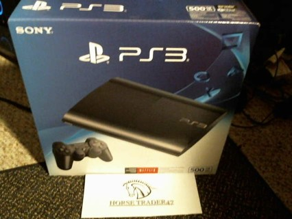 Free early christmas gift brand new in sealed box sony ps3 500 gb early christmas gift brand new in sealed box sony ps3 500 gb go negle Image collections