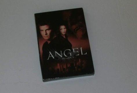 Angel Season 1 6 - Disc Set Contains all 22 season One Episodes