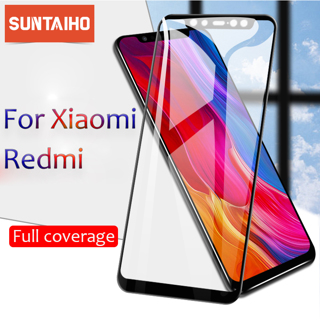 2.5D Full Cover Tempered Glass For Xiaomi Redmi 7A 6 6A 7 5 5Plus redmi Go Note3 Screen Protector