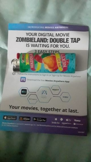 Zombieland: Double Tap ( Code Only )