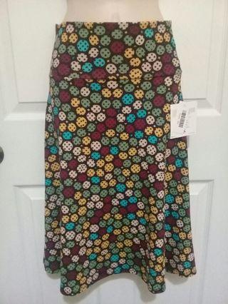 LuLaRoe Azure Skirt Size XS