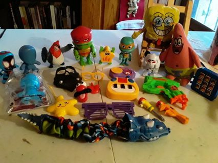 23 kids toys very good ones all go