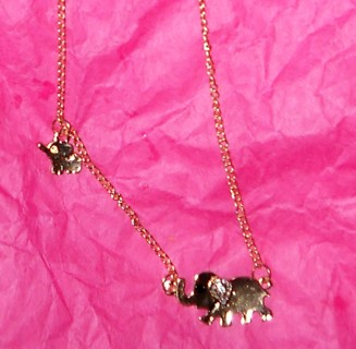 Gold tone Necklace New