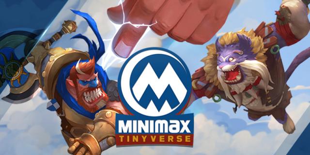 MINImax Tinyverse Launch Pack