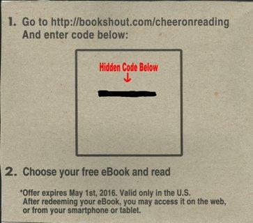 BookShout eBook Download! (Read Description)
