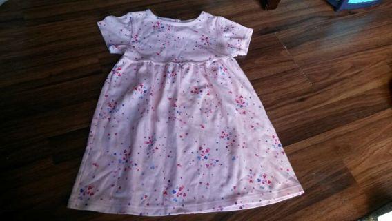 Liz Claiborne girl dress size 5T- new