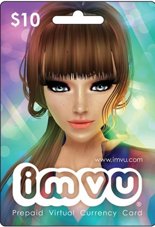 Free: $10 IMVU Giftcard Code - Gift Cards - Listia com Auctions for