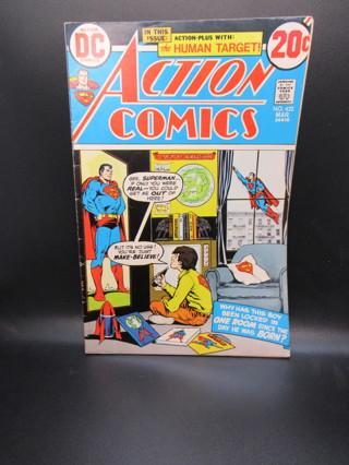ACTION COMICS NO.422