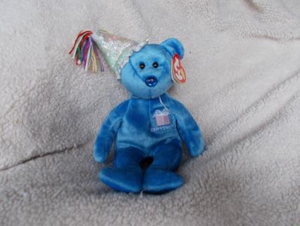 TY Beanie Birthday Sept