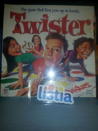 Twister board game, brand new. Please read description.