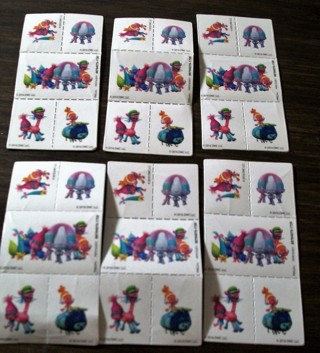 30 Troll Stickers