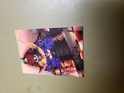 1994 marvel card
