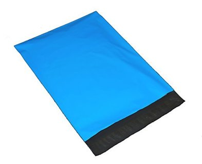 "➰ 100 - Light/Dark Blue ""9x12"" Poly Mailers ➰"