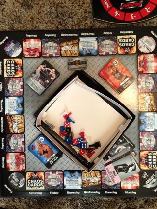 Wwe dvd board game replacement instructions booklet | ebay.