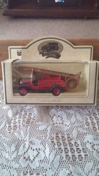 Very collectible edition fire truck