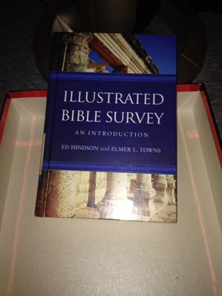 Illustrated Bible Survey: An Introduction Hardcover