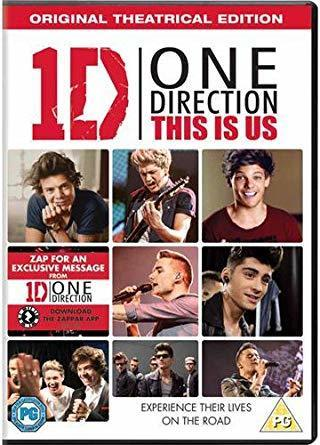 1D | One Direction: This is Us HD Digital