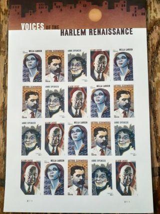 20 Forever Stamps Black History Month Limited Ed. 2nd. Set