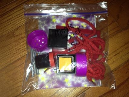 Bag of Magic Tricks