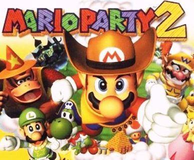 Mario Party 2 - Wii U Digital Code Nintendo