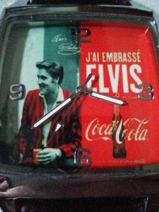 new ELVIS & cokeacola watch