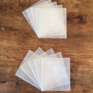 10 Clear CD/DVD Cases