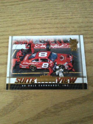 Dale Jr. Suite View Card