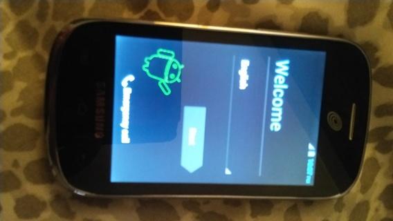 Samsung trackphone