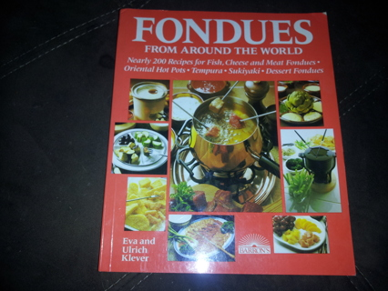 Fondues From Around the World
